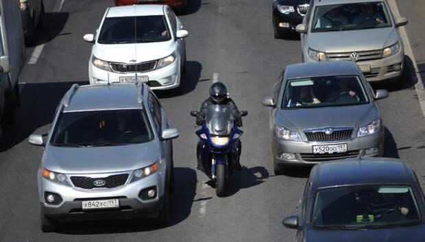 По дорогам Подмосковья за три дня проехали более 7 млн автомобилей