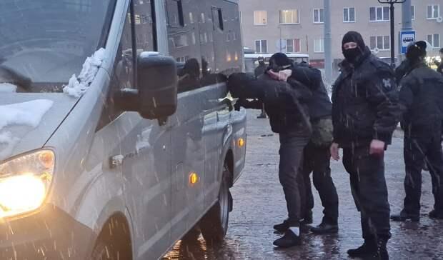 В МВД Карелии не стали комментировать митинг в поддержку Навального в Петрозаводске