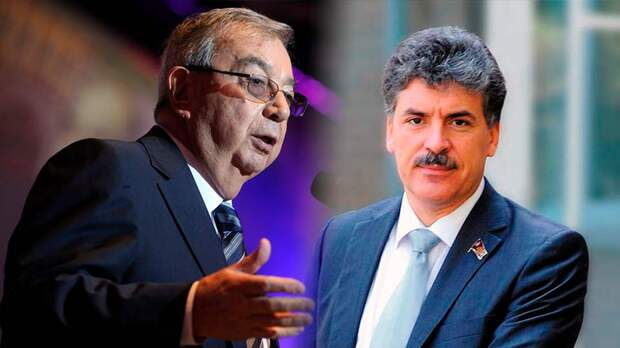 Путин сравнил Грудинина с Примаковым и заявил, что он должен вывести деньги из офшоров