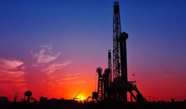 Сокращается число нефтегазовых буровых установок вмире