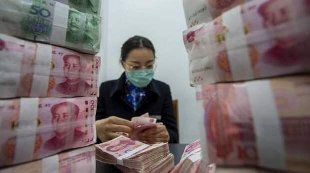 Экономика Китая в2021 году показала рекордный рост