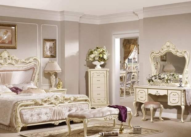 Белая мебель17