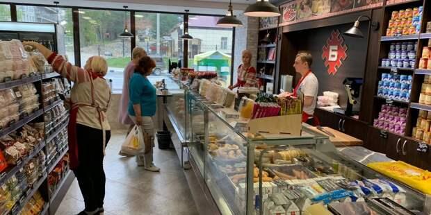 Эксперты рассказали о текущей ситуации в магазинах РФ