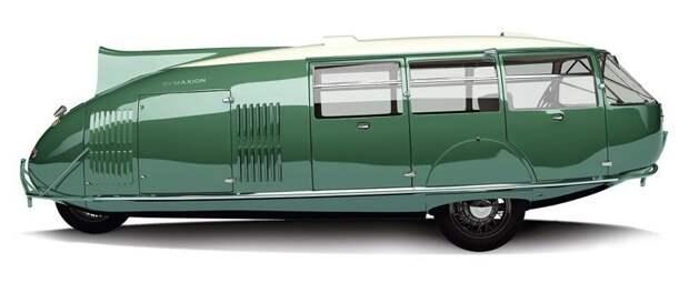 Автомобиль Dymaxion был разработан Бакминстером Фуллером в начале 1930-х годов автомир, аэродинамика, из прошлого, конструкция, обтекаемость. формы