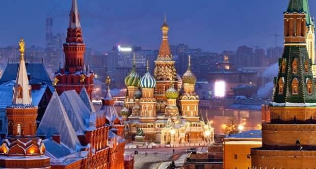 Стало известно, какие символы объединяют Россию
