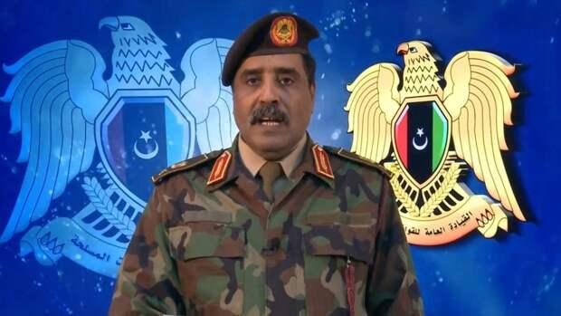 Мисмари: в Ливию прибыли до 3000 турецких военных