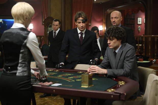 «Теория вероятности»: Преступные страсти ВГТРК