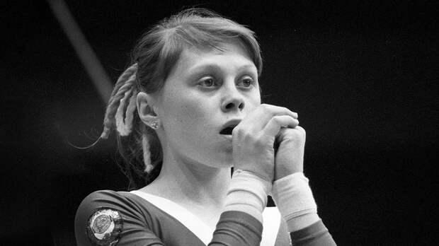 Советская гимнастка была лучшей вмире, нопосле падения еепарализовало. «Перелет Мухиной» сейчас под запретом