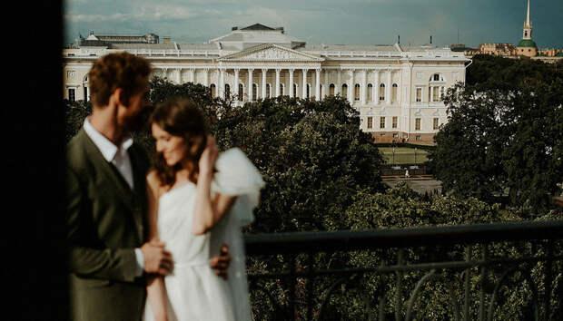 Где сыграть самую красивую и запоминающуюся свадьбу? Конечно, в Санкт-Петербурге