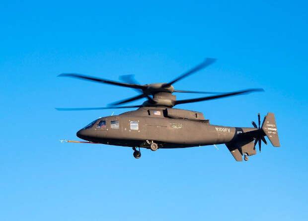 Армия США выбрала разработчиков скоростного многоцелевого винтокрыла
