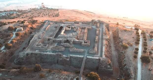10 таинственных замков и крепостей Израиля