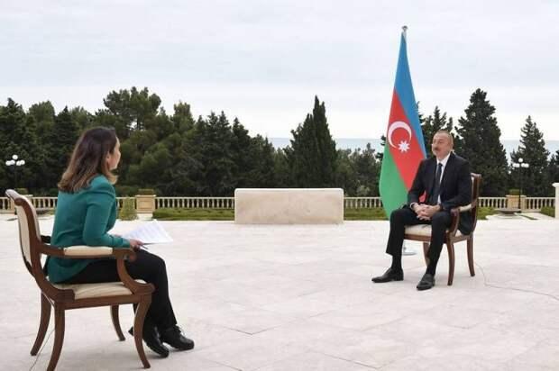 Алиев: Нет времени ждать, Карабах будет возвращен силой