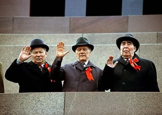 Как просидеть в Кремле до старости и смерти. Правила Леонида Брежнева