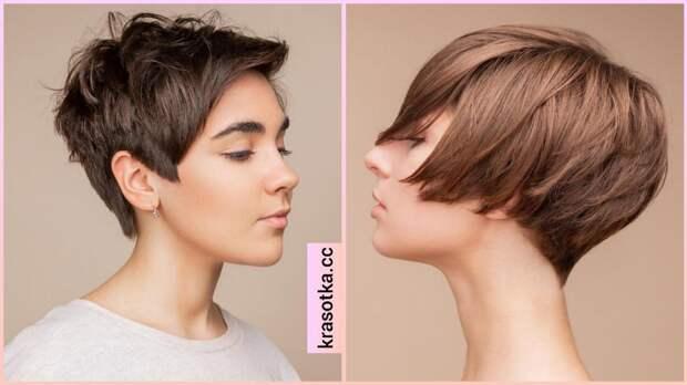 Градуированные стрижки на тонкие волосы: 14 идей для создания дополнительного объема