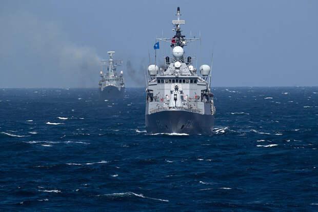 ВМИД заявили онаращивании активности НАТО наУкраине ивЧерном море