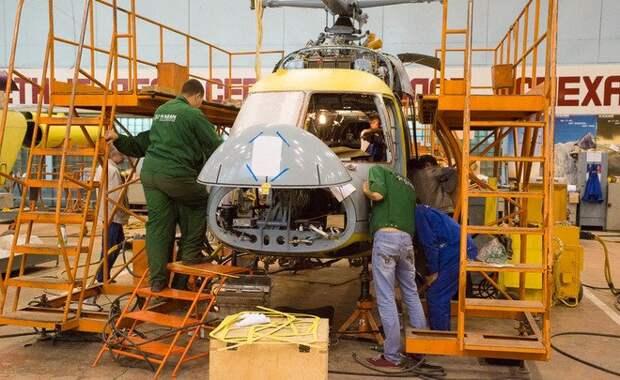 «Не только желанный, но и спасительный»: Казанский вертолетный завод молится на индийский контракт в $1,13 млрд