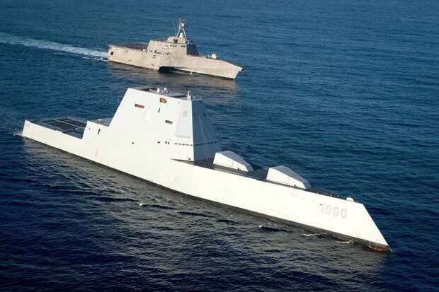 Каким может быть новый американский эсминец DDG-X?