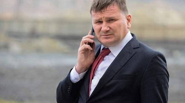 Бывшего вице-губернатора Сахалина арестовали по делу о хищении