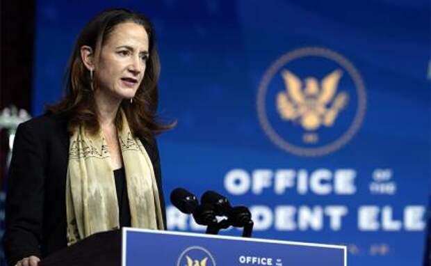 На фото: кандидат на пост директора Национальной разведки США Эврил Хейнс