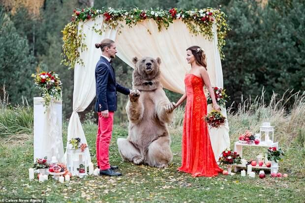Бесстрашная любовь: свадебные церемонии всамых экстремальных инеобычных локациях