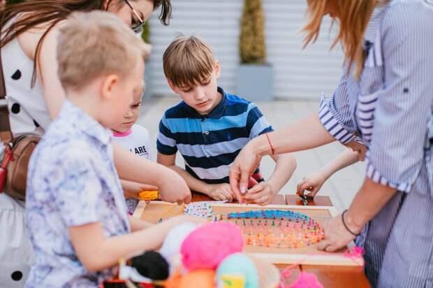 В центре на Юных Ленинцев проведут творческий мастер-класс по созданию украшений