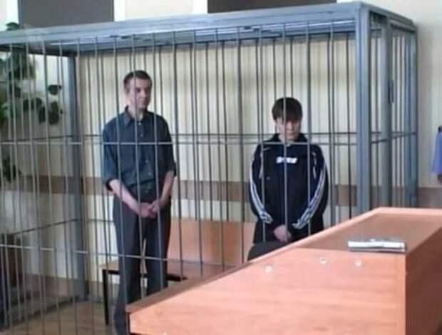 Мохин и подельница на суде / Фото: kakprosto.ru