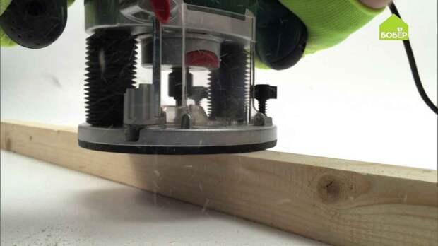 Азбука ремонта: фрезер ручной погружной