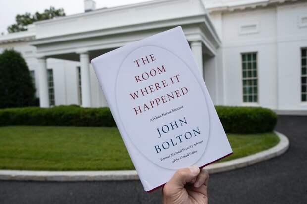 NYT: власти США начали расследование возможного разглашения секретов Болтоном