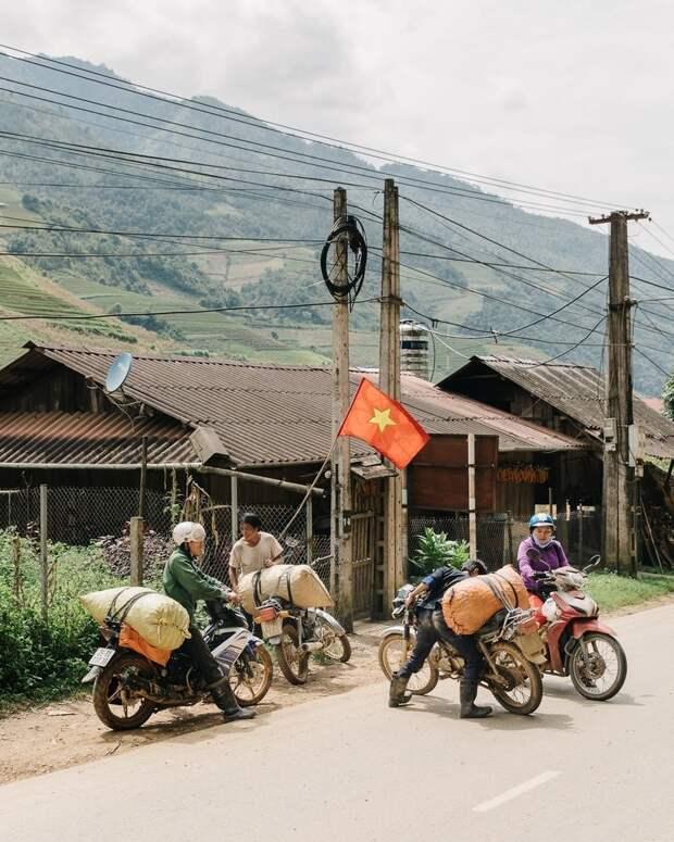 Удивительные снимки путешествия одного человека по Северному Вьетнаму