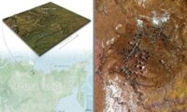 Блог Юрия Хворостова: Почему место падения метеорита более крупного, чем Тунгусский, в СССР держали в секрете несколько десятилетий