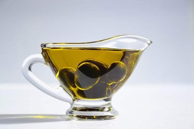 Оливковое масло для домашнего ухода за волосами