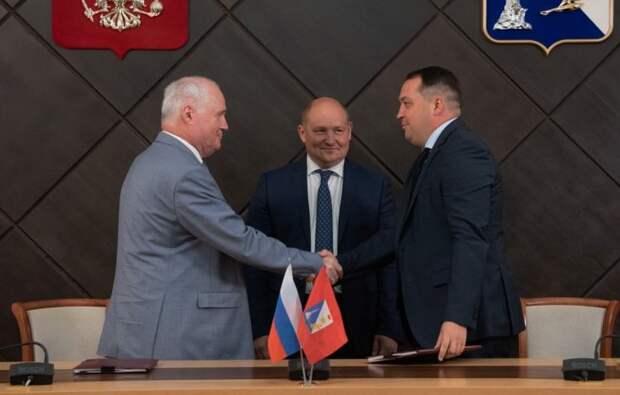 Чемезов получил от Развожаева подряд на четыре миллиарда рублей