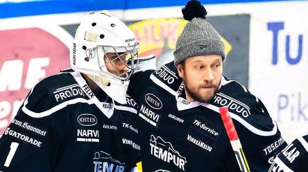 В России забыли про вратаря Кареева, а он стал звездой в Финляндии. Ему не давали играть в «Салавате Юлаеве»