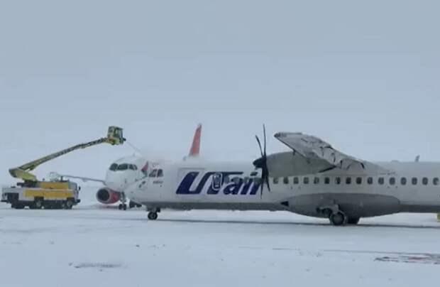 В аэропорту Краснодара продлили время ограничения работы