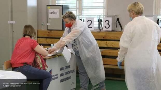 Кулинцев: голосование по поправкам к Конституции РФ в Ставрополе проходит без происшествий