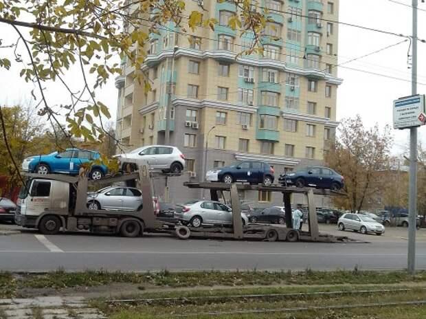 Минпромторг: В России есть чем заменить импортные автомобили