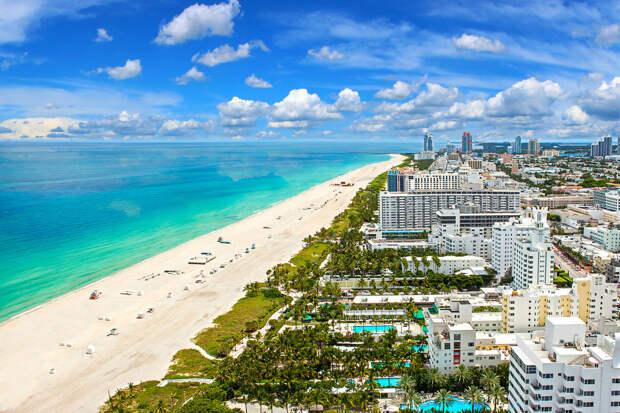 Пляжи Мексиканского залива поражены бактериями-убийцами. И это все Обама