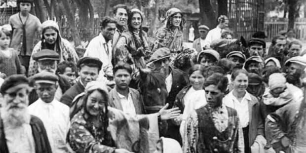 Этнические группы кочевников негативно восприняли рабоче-крестьянскую революцию. /Фото: uralstalker.com