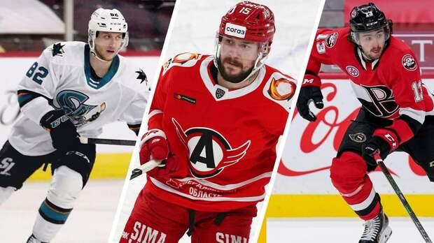 Больше полусотни русских в НХЛ — это реально! Уже в этом сезоне наши могут побить рекорд последних 16 лет