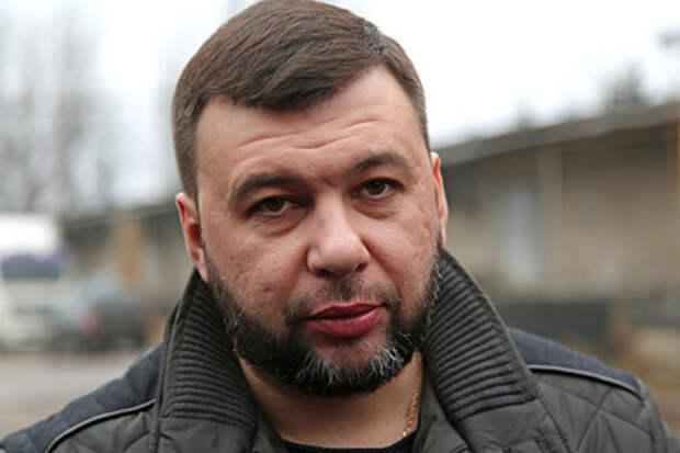 Глава ДНР сделал прогноз о наступлении Вооруженных сил Украины на Донбасс