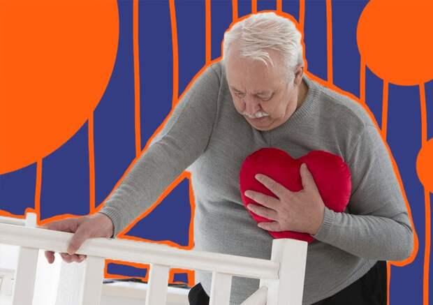 Сердечная недостаточность: кардиолог назвала 5 главных признаков слабого сердца