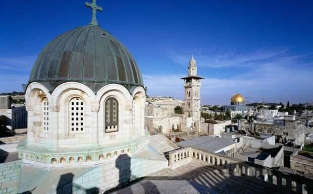 Иерусалим, Средний Восток