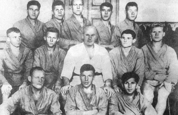 Анатолий Харлампиев: человек, научивший драться советских людей