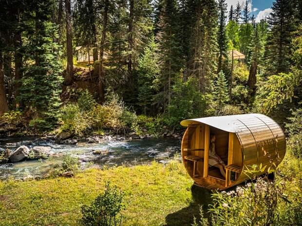 Travel-терапия: экскурсия по курорту в Колорадо, где Ким Кардашьян и Канье Уэст пытались спасти свой брак