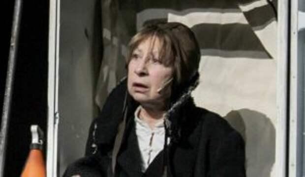 «Это же терроризм»: Ахеджакова высказалась о жутком скандале