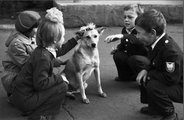 Дети советских дворов