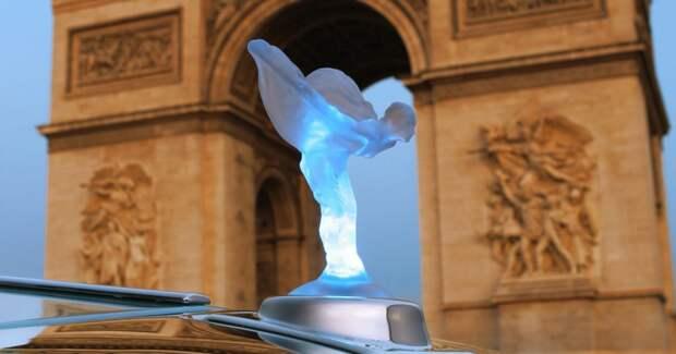 Rolls-Roys снимет светящиеся статуэтки с капотов автомобилей из-за фактора светового загрязнения