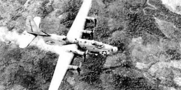 Огненные пятидесятые: самолёты США в советском небе
