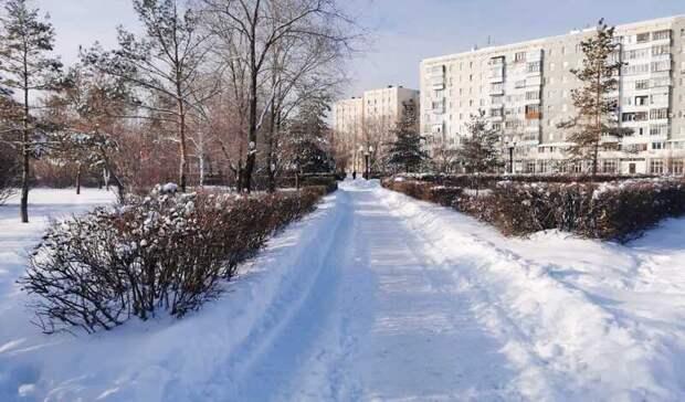 ВОренбургской области ударит 30-градусный мороз