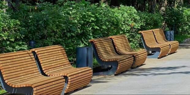 Собянин рассказал о проектах создания качественного общественного пространства в ЗАО
